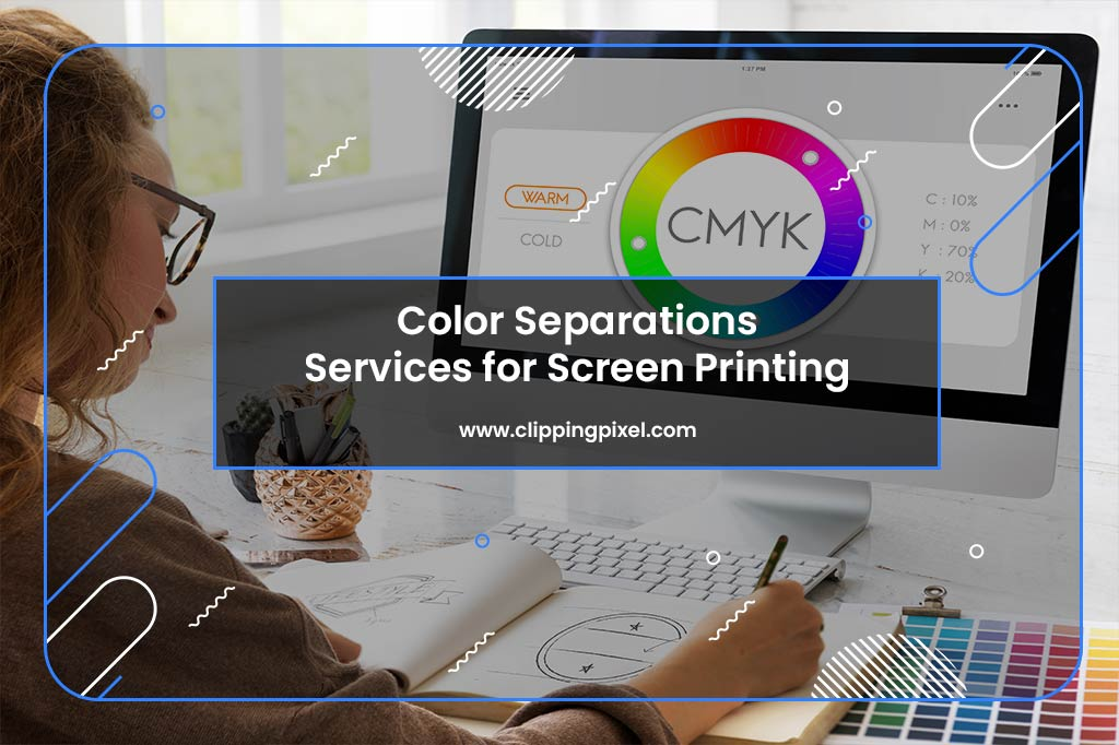 Color Separations Services for Screen Printing