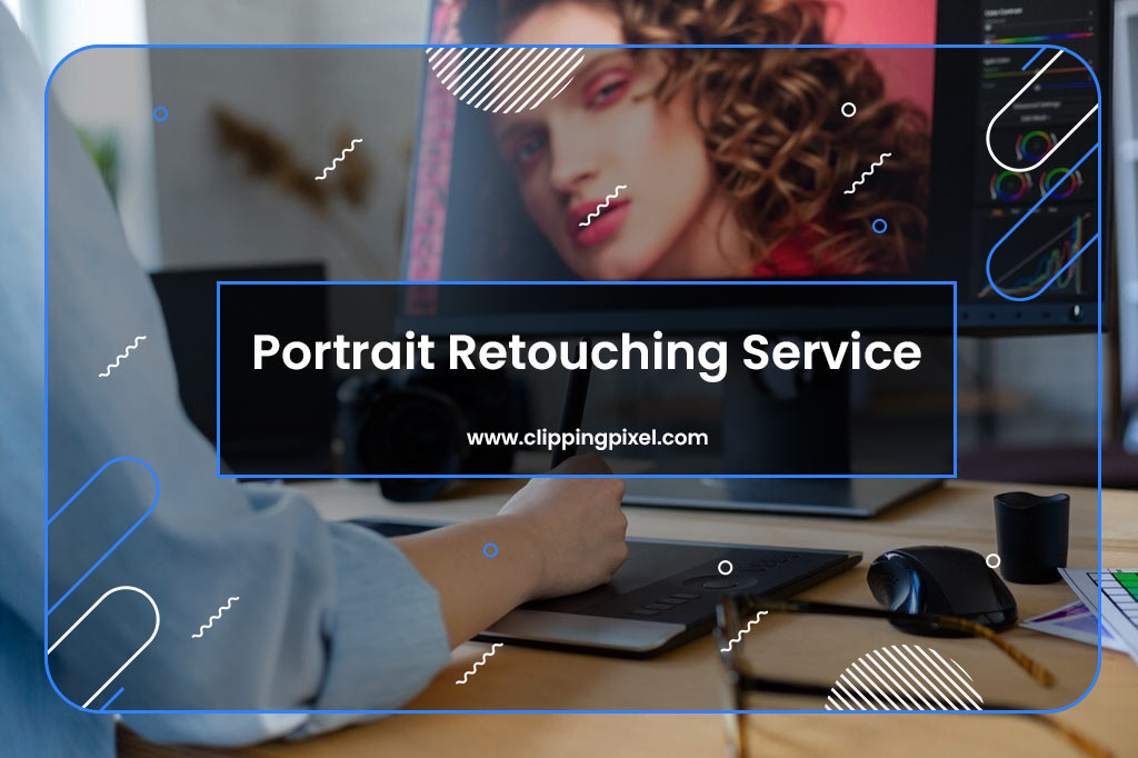 Portrait Retouching Service